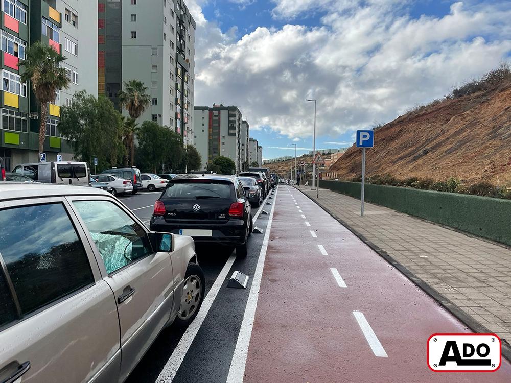 Cycle Lane defenders Mompe 3